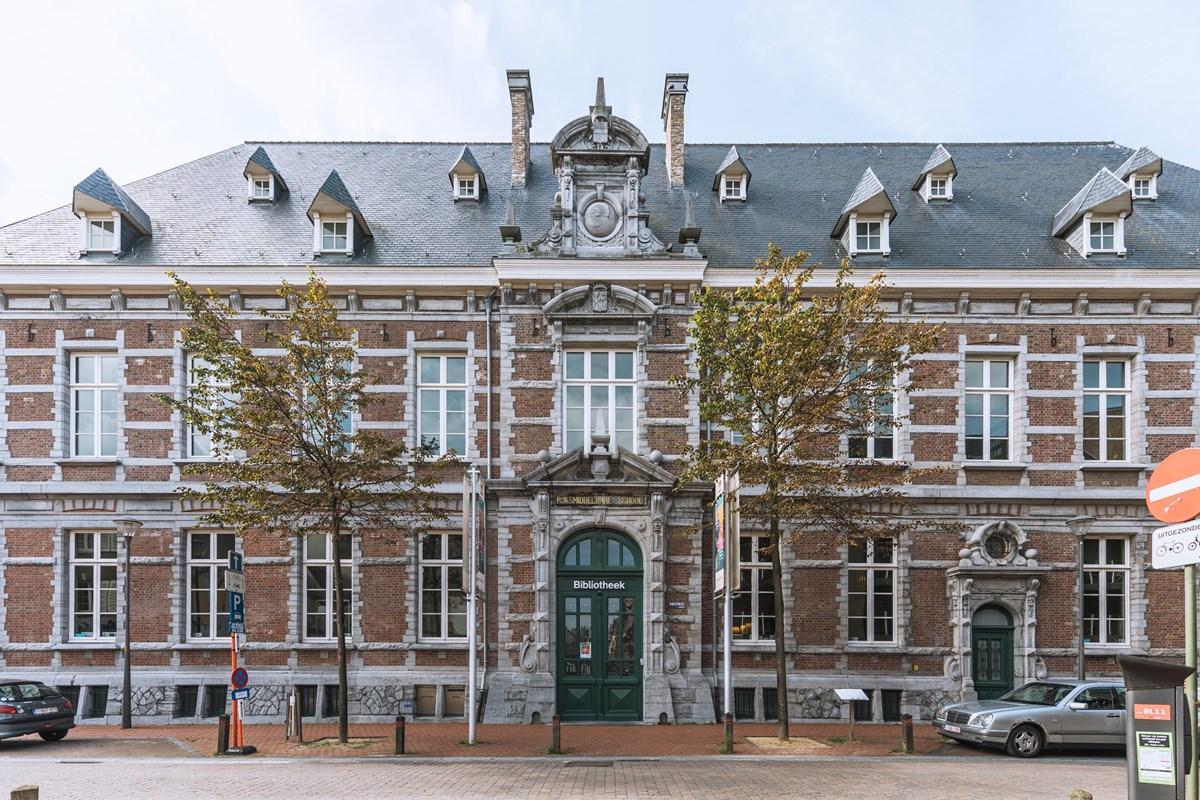 Foto BIB gebouw