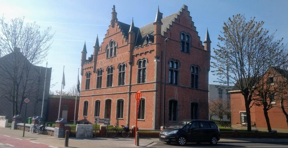 Foto Sociaal Huis Blankenberge